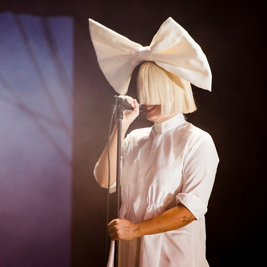 Sia performs onstage at the 2016 Panorama NYC Festival - Day 3 at Randall's Island. | Source: Getty Images