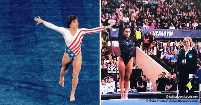 Mary Lou Retton's Daughter Impresses Judges with Her Flawless Floor Routine