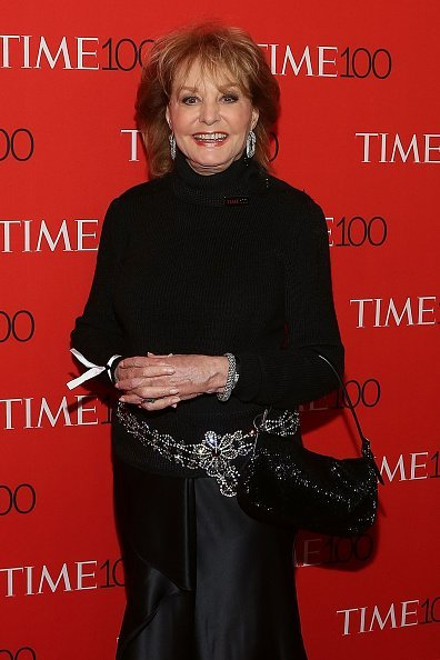 Barbara Walters attends the 2015 Time 100 Gala at Frederick P. Rose Hall, Jazz at Lincoln Center | Photo: Getty Images