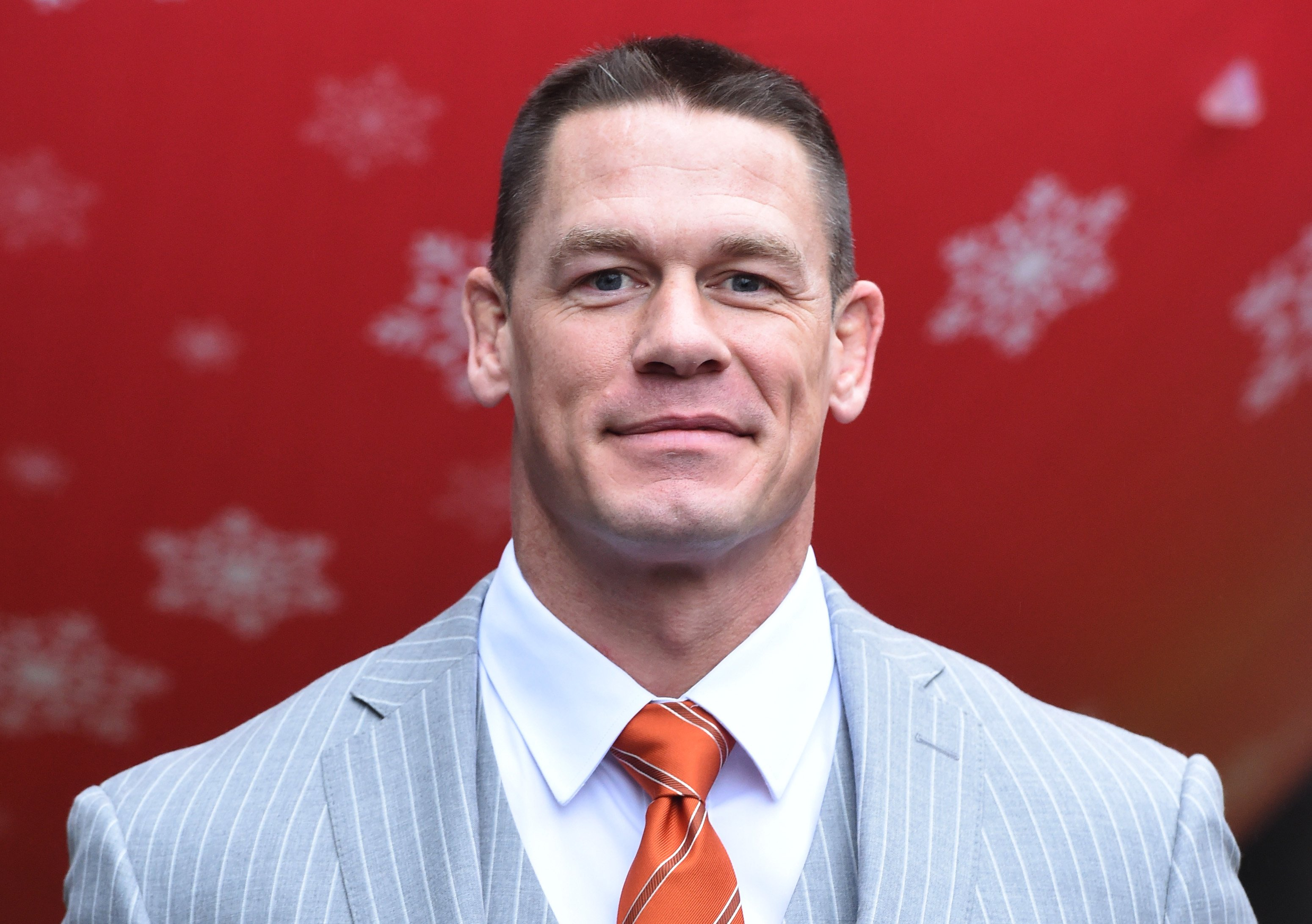 John Cena attends the 'Ferdinand' special screening on December 3, 2017 in London, England | Photo: Getty Images