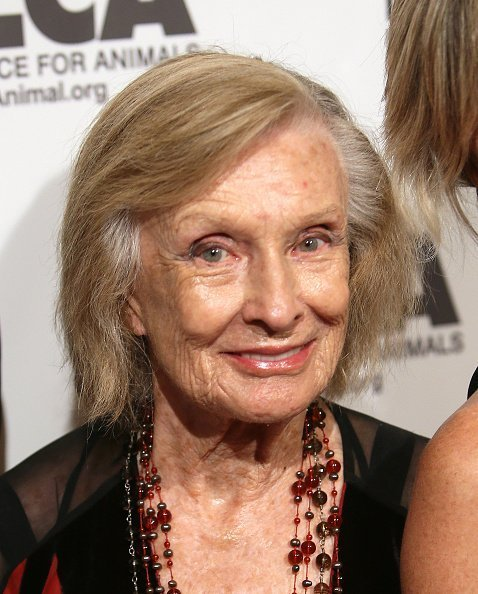 Actress Cloris Leachman attends Last Chance for Animals 33rd Annual Celebrity Benefit Gala at The Beverly Hilton Hotel on October 14, 2017 in Beverly Hills, California | Photo: Getty Images