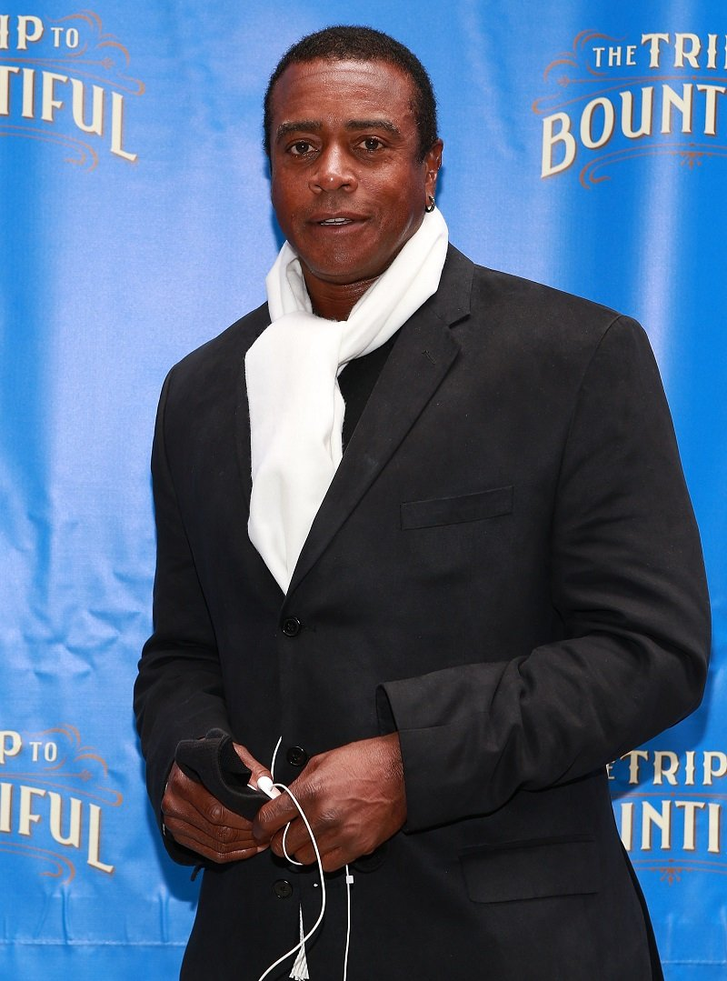 Ahmad Rashad on April 23, 2013 in New York City | Photo: Getty Images