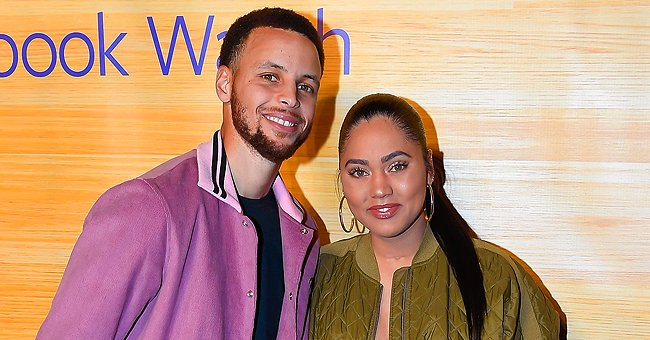 Ayesha and Stephen Curry's 3 Kids Look beyond Cute with Their Fluffy Afro Hair in a New Photo