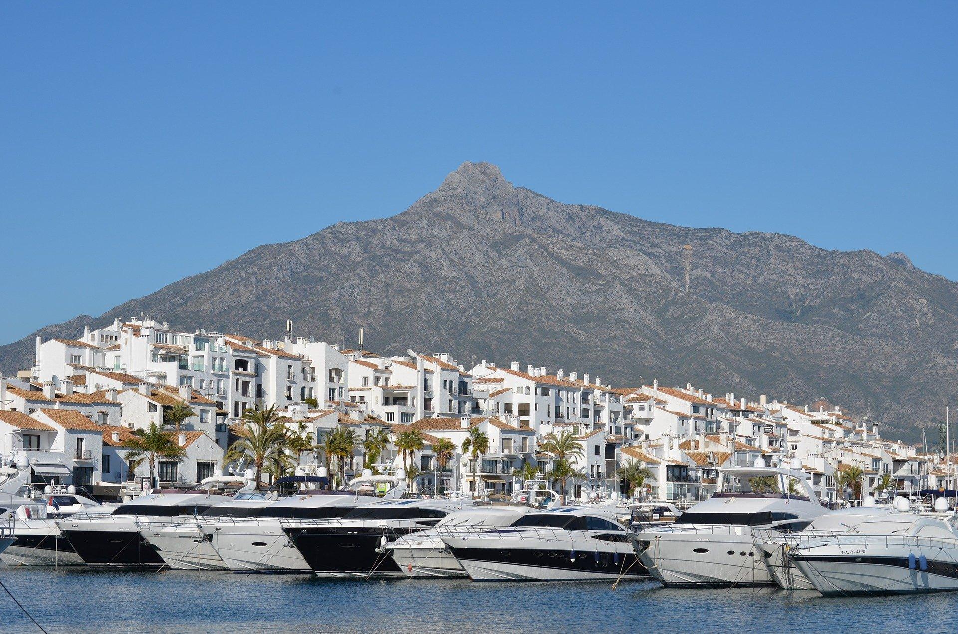 Marbella, España | Fuente: Pixabay
