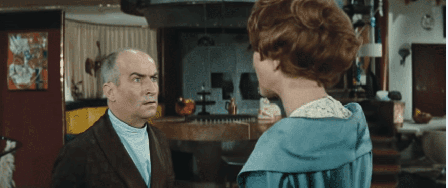 Louis de Funès : Oscar (1967) - Ta fille a un amant | Photo: Youtube/ Le Monde des Avengers