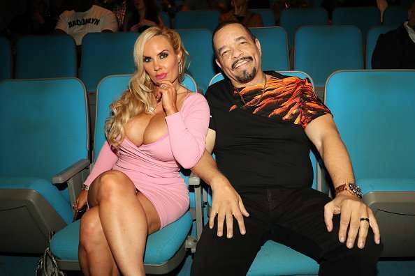 """Coco Austin and Ice-T attend the """"Equal Standards"""" New York Screening at Museum of the Moving Image in New York City. 