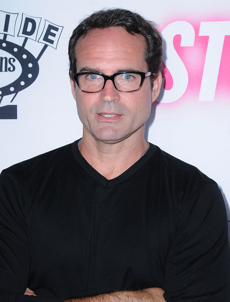 """Jason Patric at the Premiere Of Roadside Attractions' """"Stonewall"""" at the Pacific Design Center on September 23, 2015 