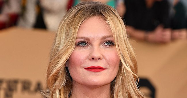 Kirsten Dunst pictured at the 23rd Annual Screen Actors Guild Awards at The Shrine Expo Hall, 2017, Los Angeles, California.   Photo: Getty Images