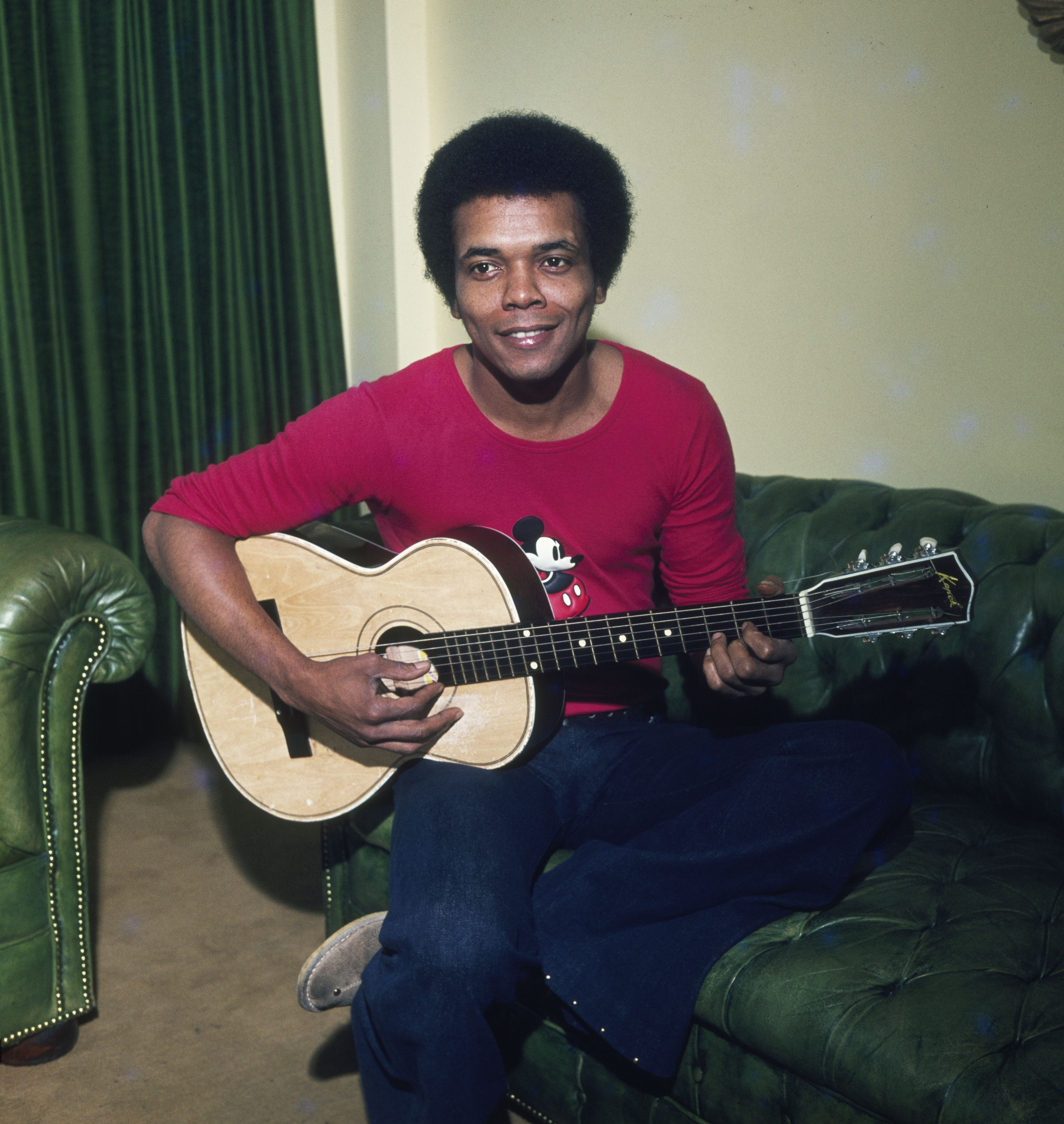 """Johnny Nash is an American pop singer-songwriter, best known in the US for his 1972 comeback hit, """"I Can See Clearly Now"""". He was also the first non-Jamaican to record reggae music on January 01, 1974 
