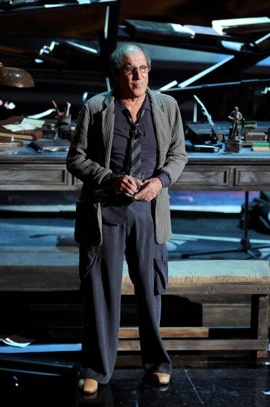 Adriano Celentano, 2012 Sanremo - The 62nd Italian Song Festival   Quelle: Getty Images