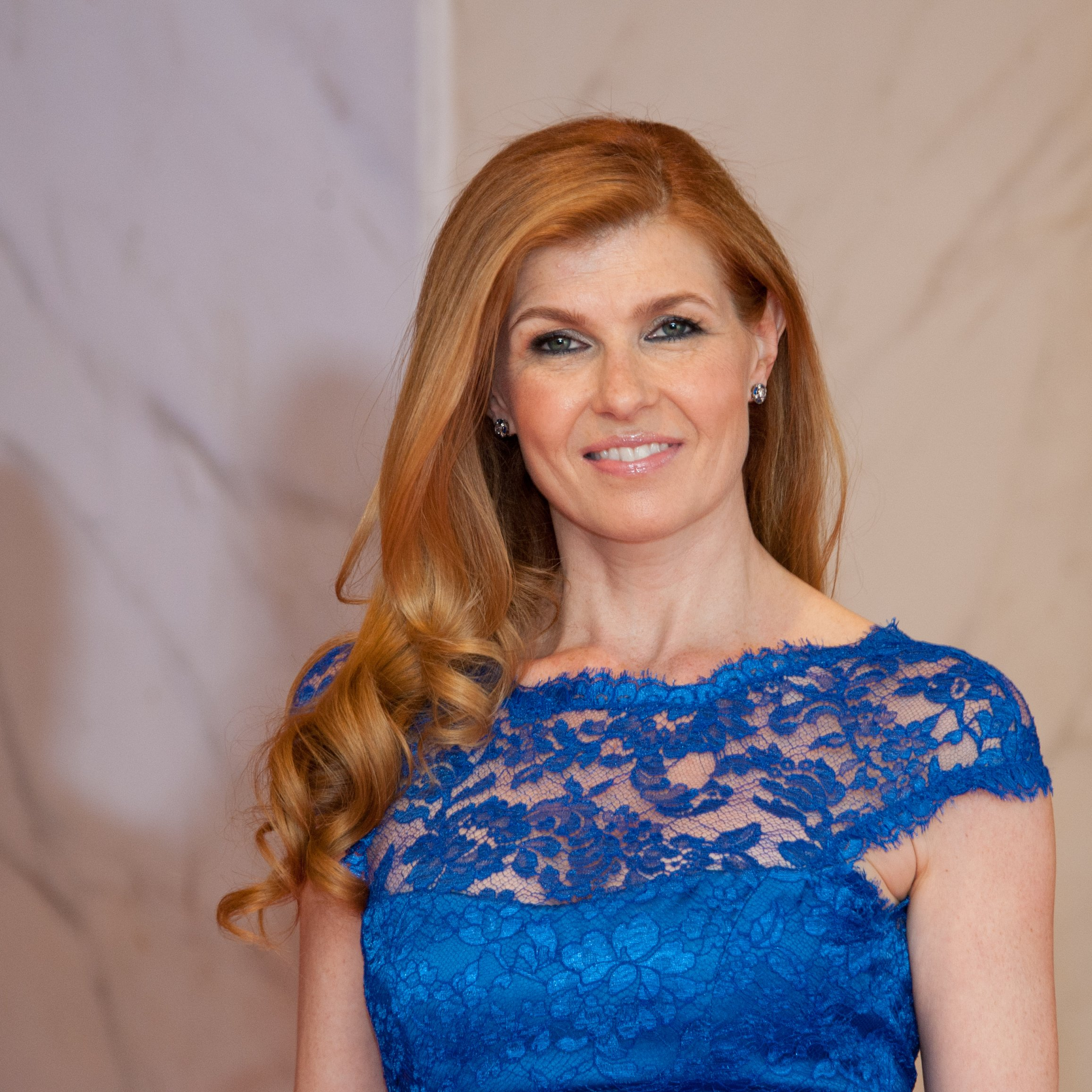 Connie Britton arrives at the White House Correspondents Dinner on April 27, 2013. | Photo: Shutterstock.