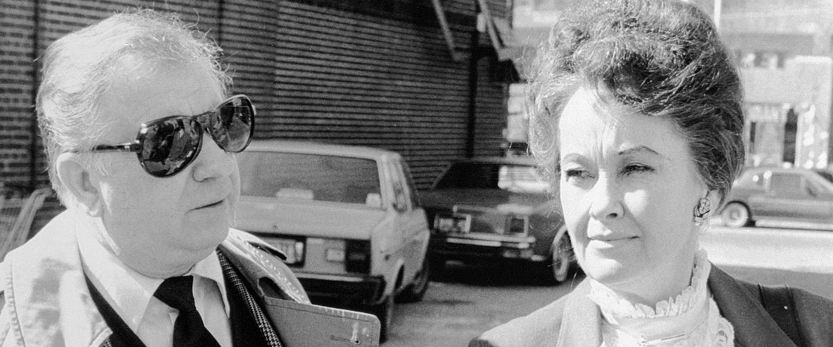 Ed and Lorraine Warren at Danbury Superior Court, March 19, 1981 in Broofield, Connecticut | Photo: Getty Images