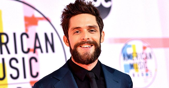See How Thomas Rhett Akins Paid Tribute to Darling Daughter Ada on Her 3rd Birthday