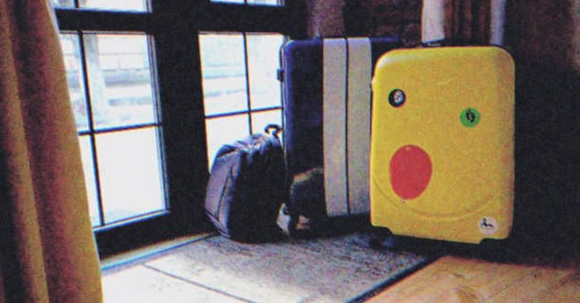 I woke to find my bags packed in the hallway | Source: Shutterstock.com