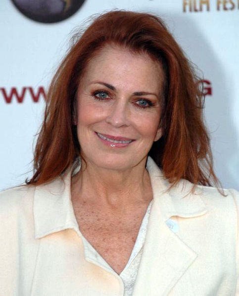 Joanna Cassidy at the 2007 Jules Verne Adventure Film Special Awards Presentation. | Source: Wikimedia Commons