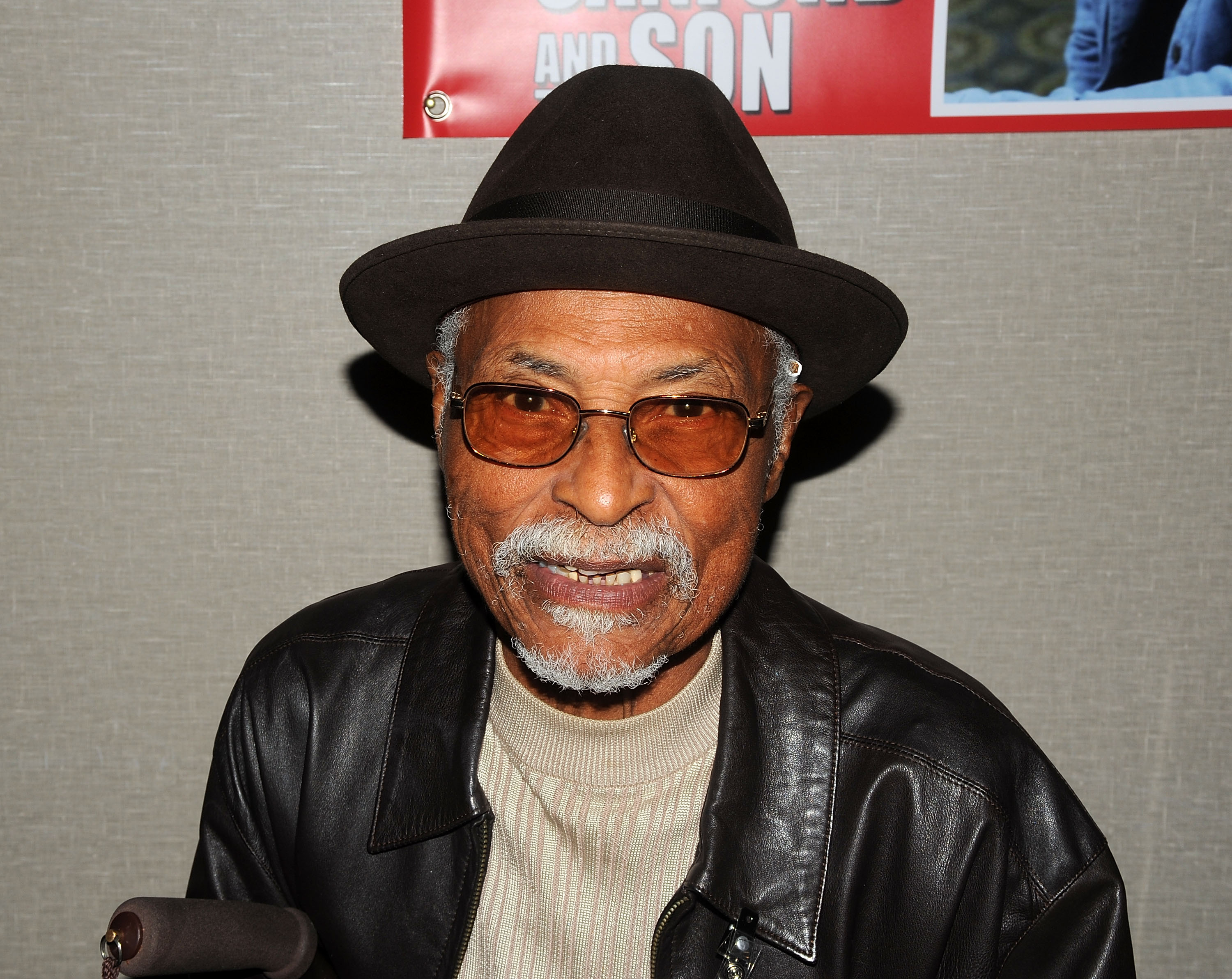 Nathaniel Taylor, actor | Photo: Getty Images