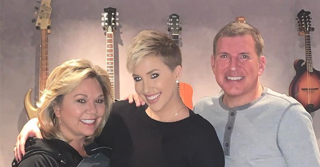 Check Out Todd and Julie Chrisley's Warm Wishes for Savannah on National Daughter's Day
