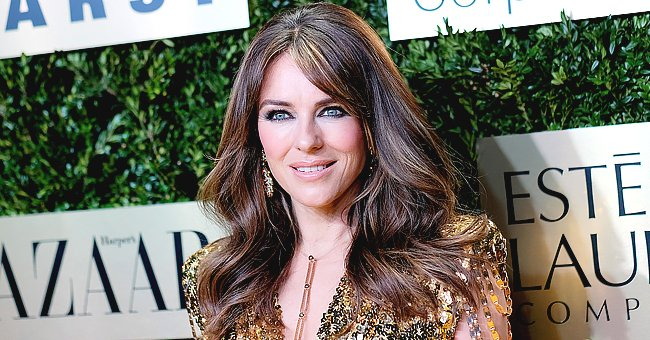 Elizabeth Hurley, 55, Shows off Age-Defying Look in Rare Swimsuit Photo with Sister Kate Curran