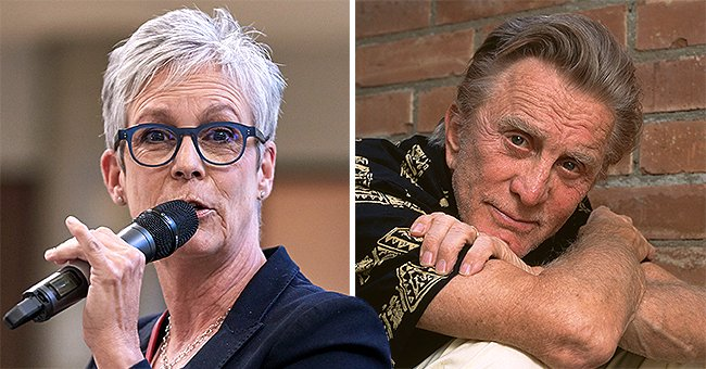 Jamie Lee Curtis of 'Freaky Friday' Fame Recalls How Kirk Douglas Once Saved Her from Drowning as a Child