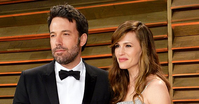 Us Weekly: Jennifer Garner's Ex John Miller Helped Her Get over Ben Affleck