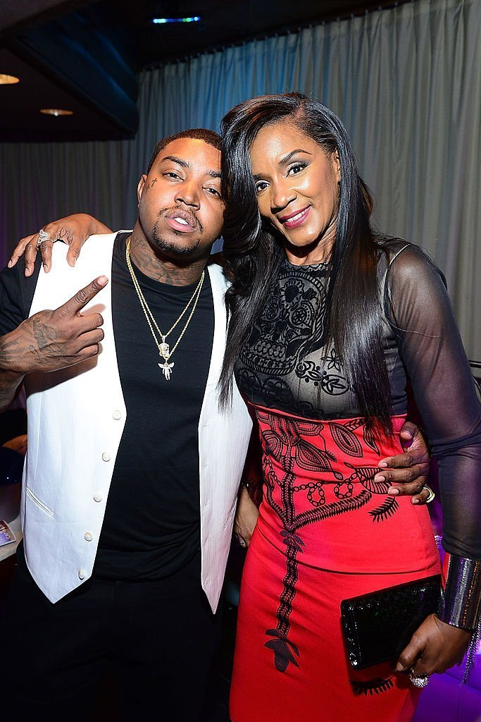 Lil Scrappy and Momma Dee ttends Branding A Beauty at Havana Club | Photo: Getty Images