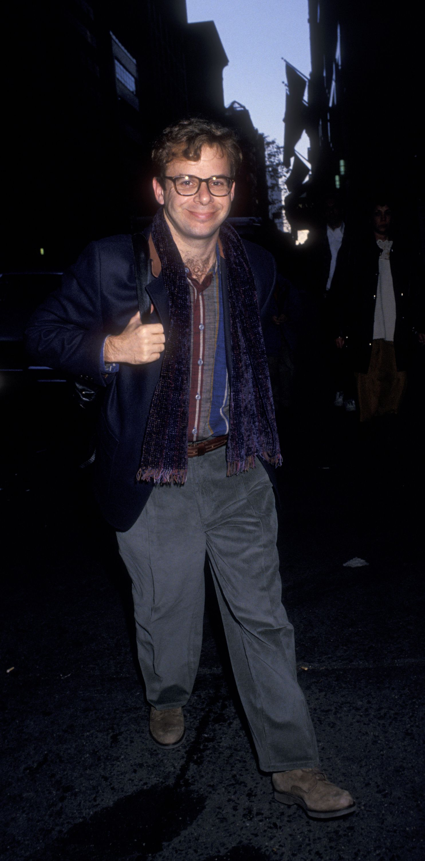 Actor Rick Moranis at the premiere of The Nutcracker on November 21, 1993 | Photo: Getty Images