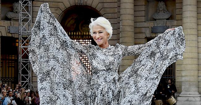 'Catherine the Great' Star Helen Mirren Ran Barefoot Instead of Walking down the Runway at Paris Fashion Week