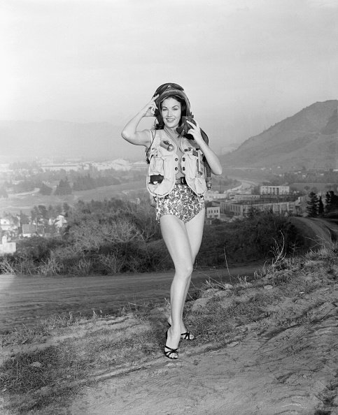 Photo of Mara Corday | Photo: Getty Images