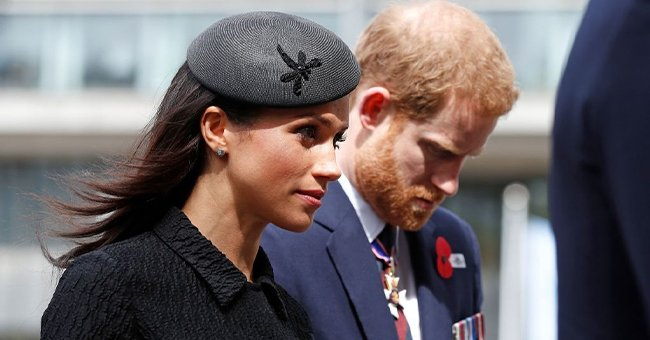 Daily Mail: Prince Harry & Meghan Markle Should Drop Their Royal Titles If They Dislike the Institution So Much