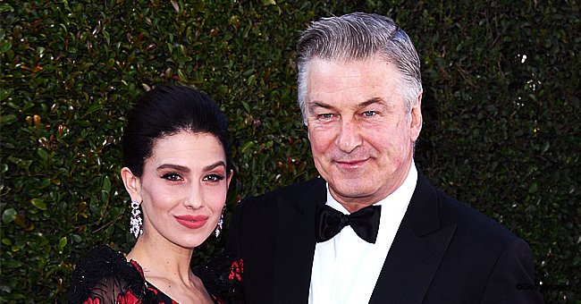 Hilaria & Alec Baldwin Hug Each Other in a Throwback Romantic Photoshoot