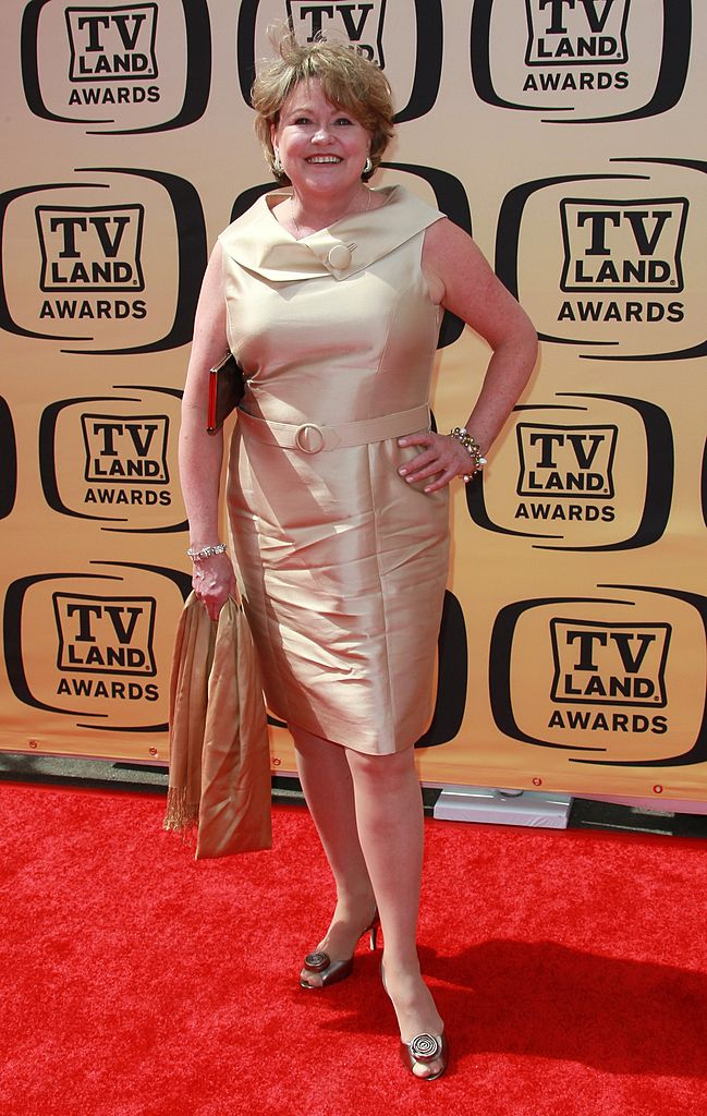 Lauren Tewes attends the 8th Annual TV Land Awards in Culver City, California on April 17, 2010 | Photo: Getty Images