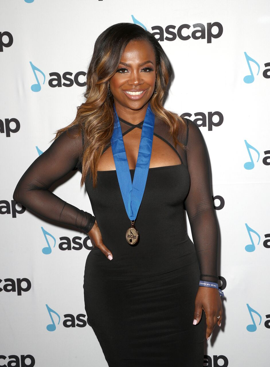 Kandi Burruss attends the 35th Annual ASCAP Pop Music Awards. | Source: Getty Images