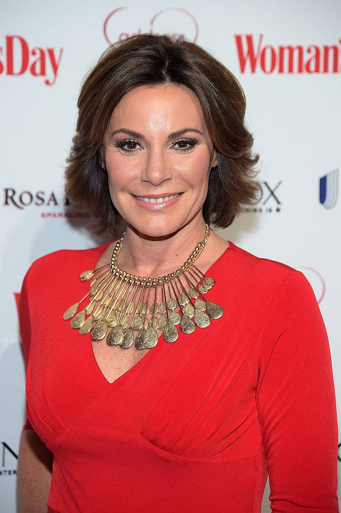 Countess Luann de Lesseps on February 10, 2015 in New York City | Photo: Getty Images