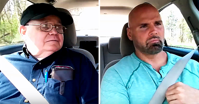 US Army Veteran with Dementia Desperately Tries to Remember His Son's Name in a Tearful Video