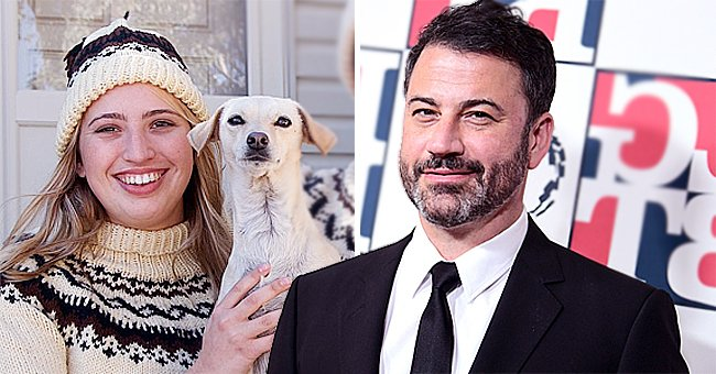 Jimmy Kimmel's Eldest Daughter Katie Is All Grown up and Looks so Much Like Her Famous Dad