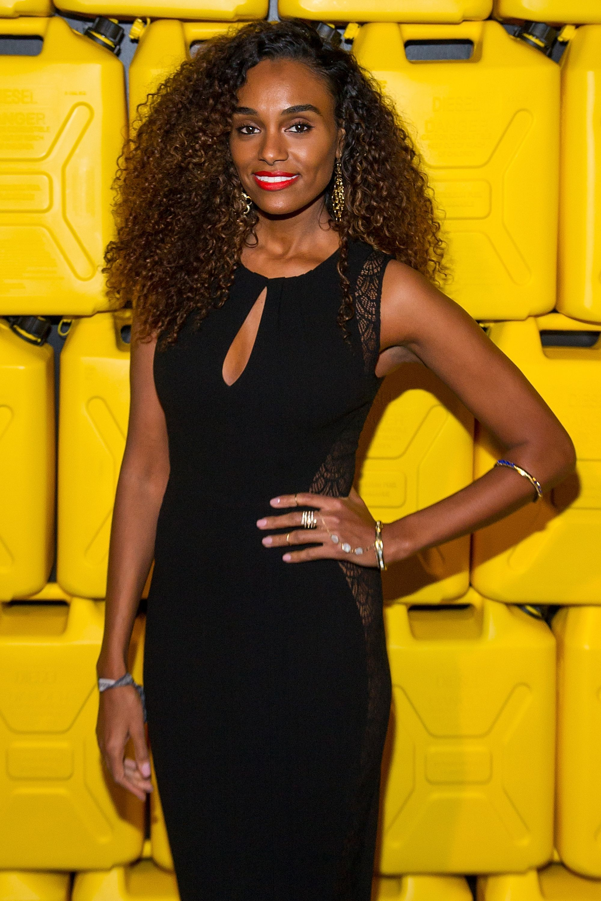 Gelila Bekele at the 8th Annual Charity Ball Gala on December 16, 2013 in New York. | Photo: Getty Images