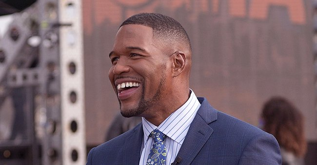 Michael Strahan Dances with Twin Daughters Isabella & Sophia in a New Clip — See Fan Reactions