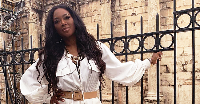 RHOA Stars Kenya Moore and Porsha Williams Visit Greece with Their Daughters after Marc Daly Split