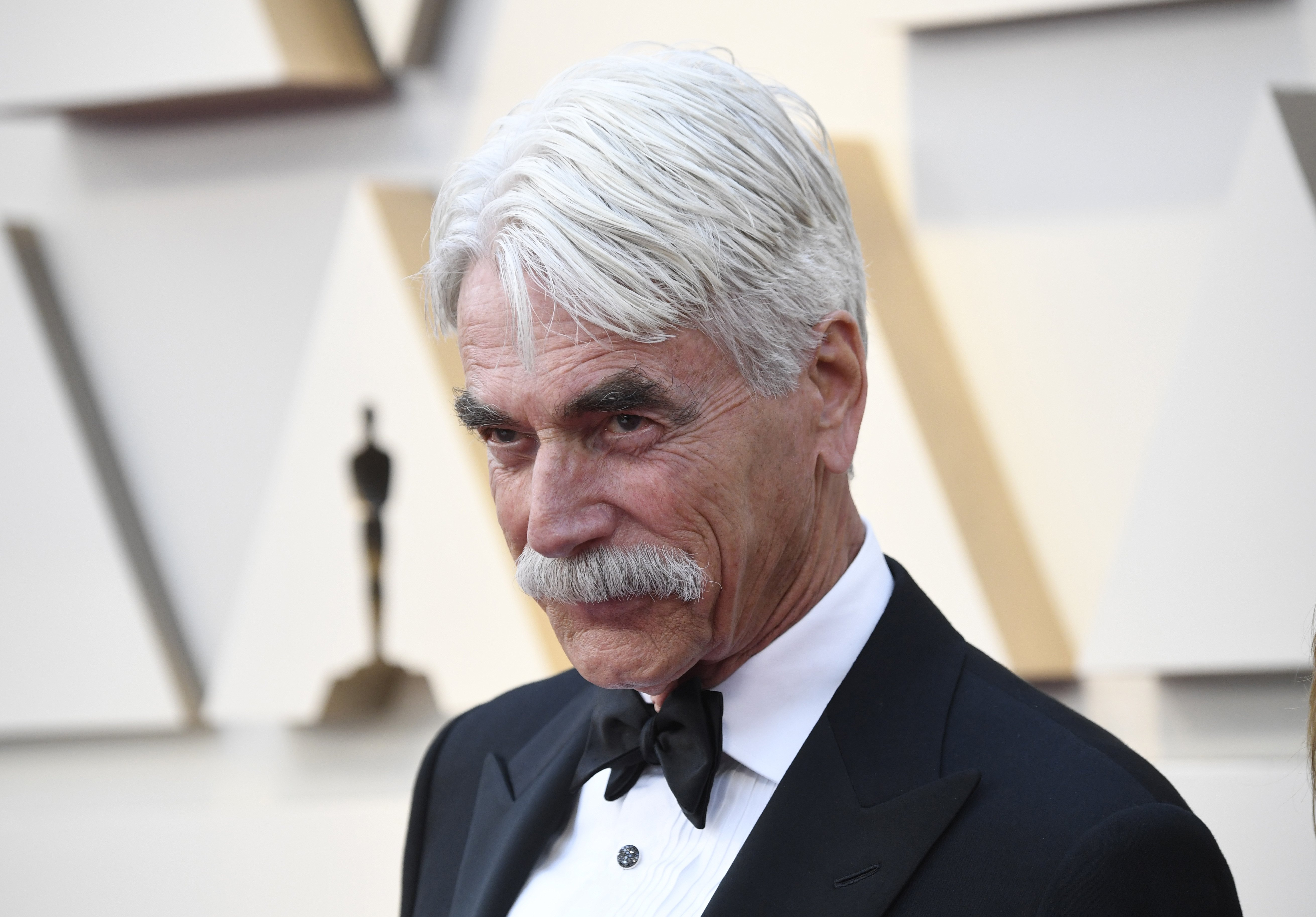 Sam Elliott at the 91st Annual Academy Awards at Hollywood and Highland on February 24, 2019 | Photo: GettyImages