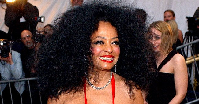 Diana Ross' Daughter Chudney Enjoys Mom Life in These Cute Halloween Pics with Her Two Kids