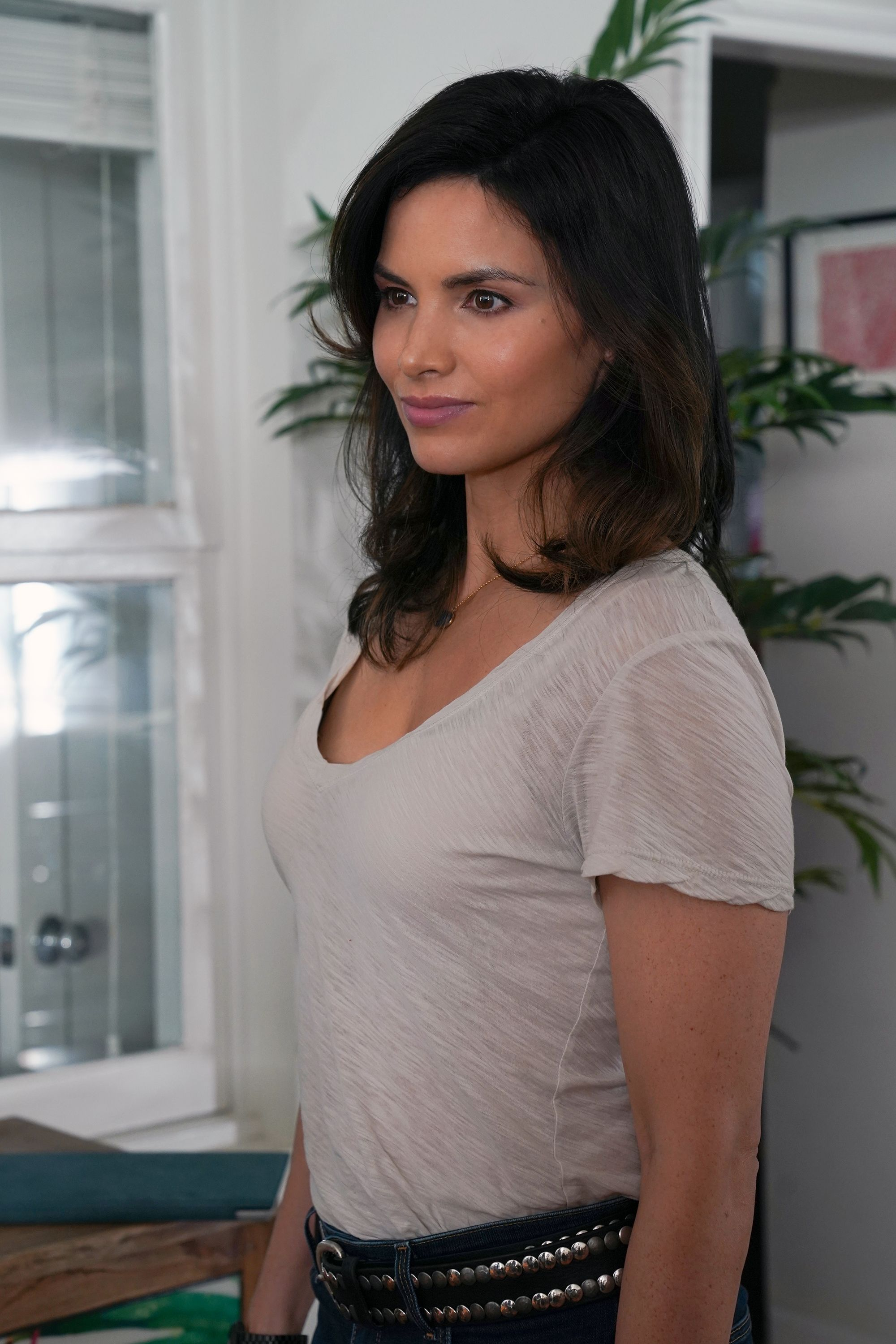 "Katrina Law in ""Magnum P.I."" episode 212. 