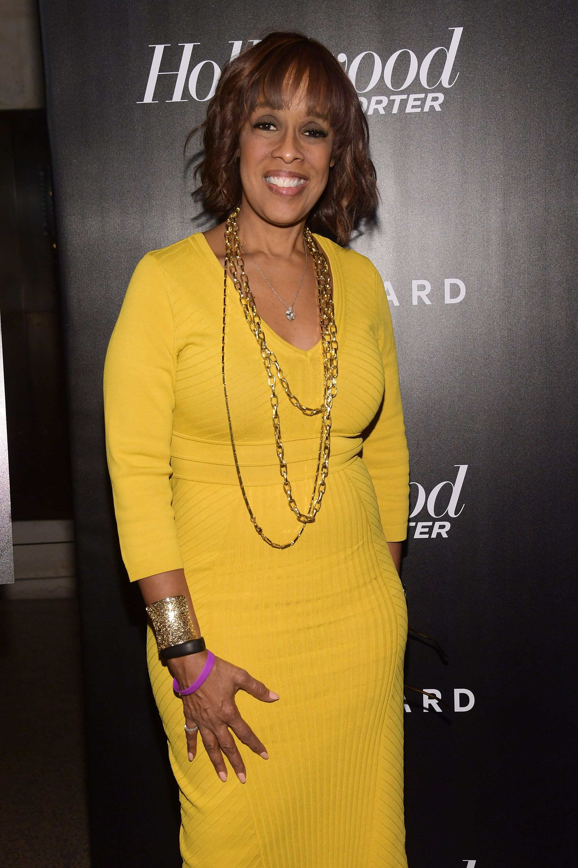 Gayle King attends The Hollywood Reporter's Most Powerful People In Media 2018 at The Pool on April 12, 2018 in New York City | Photo: Getty Images