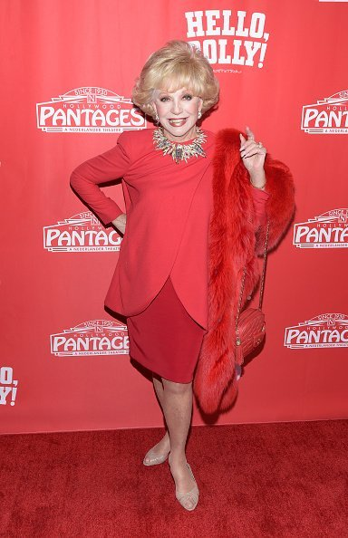Ruta Lee at the Pantages Theatre on January 30, 2019 in Hollywood, California. | Photo: Getty Images