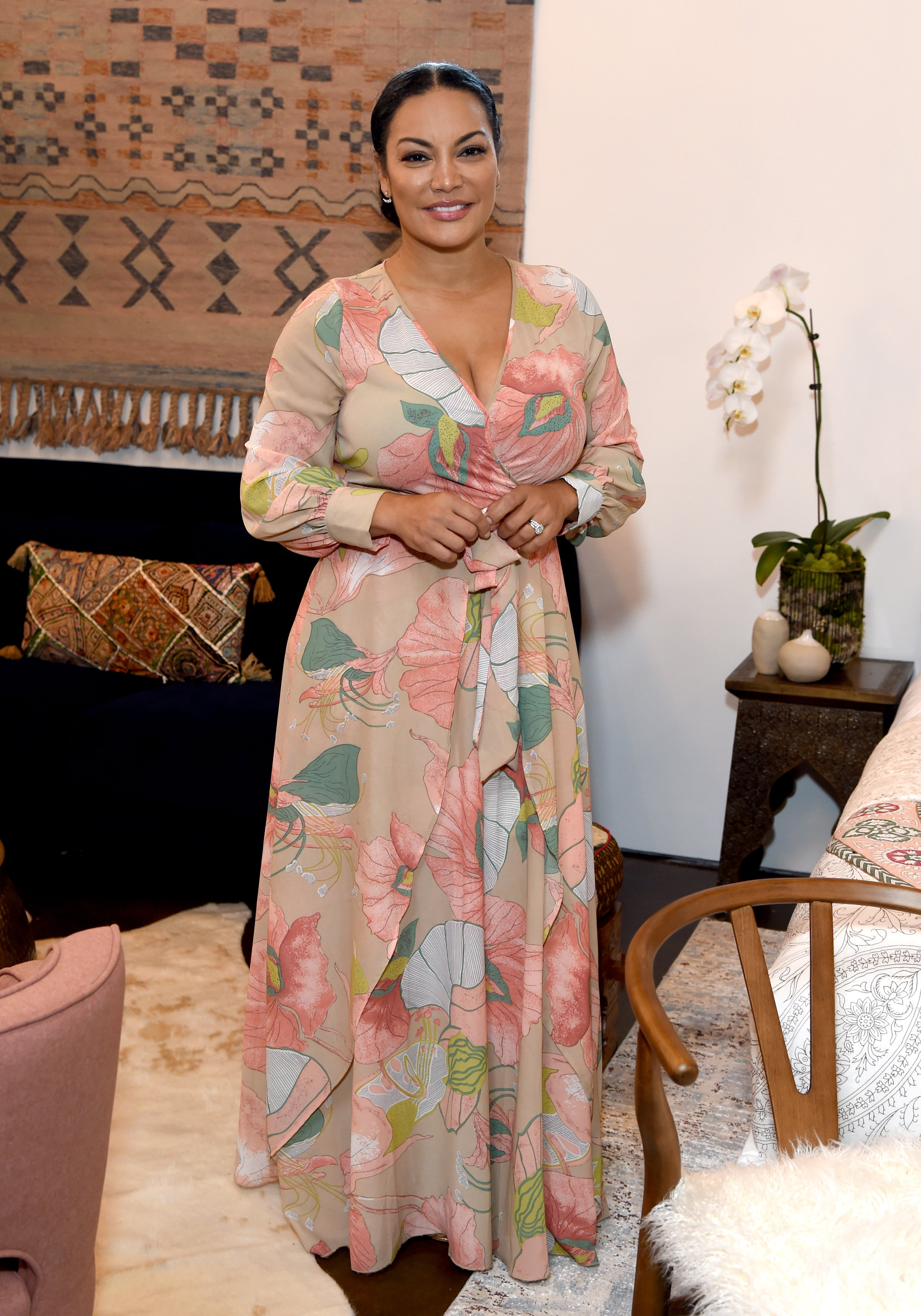 Egypt Sherrod attends the launch of World Market's Fall Small Space Collection on August 5, 2017 in Los Angeles, California.   Photo: GettyImages
