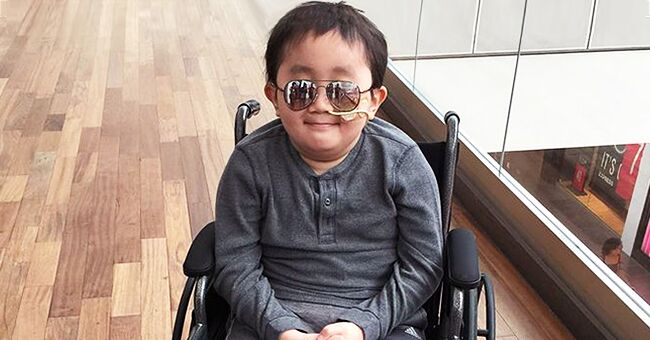 Massachusetts Boy Edward Liu with Rare Inoperable Brain Tumor Uses Make-A-Wish to Help His Classmates