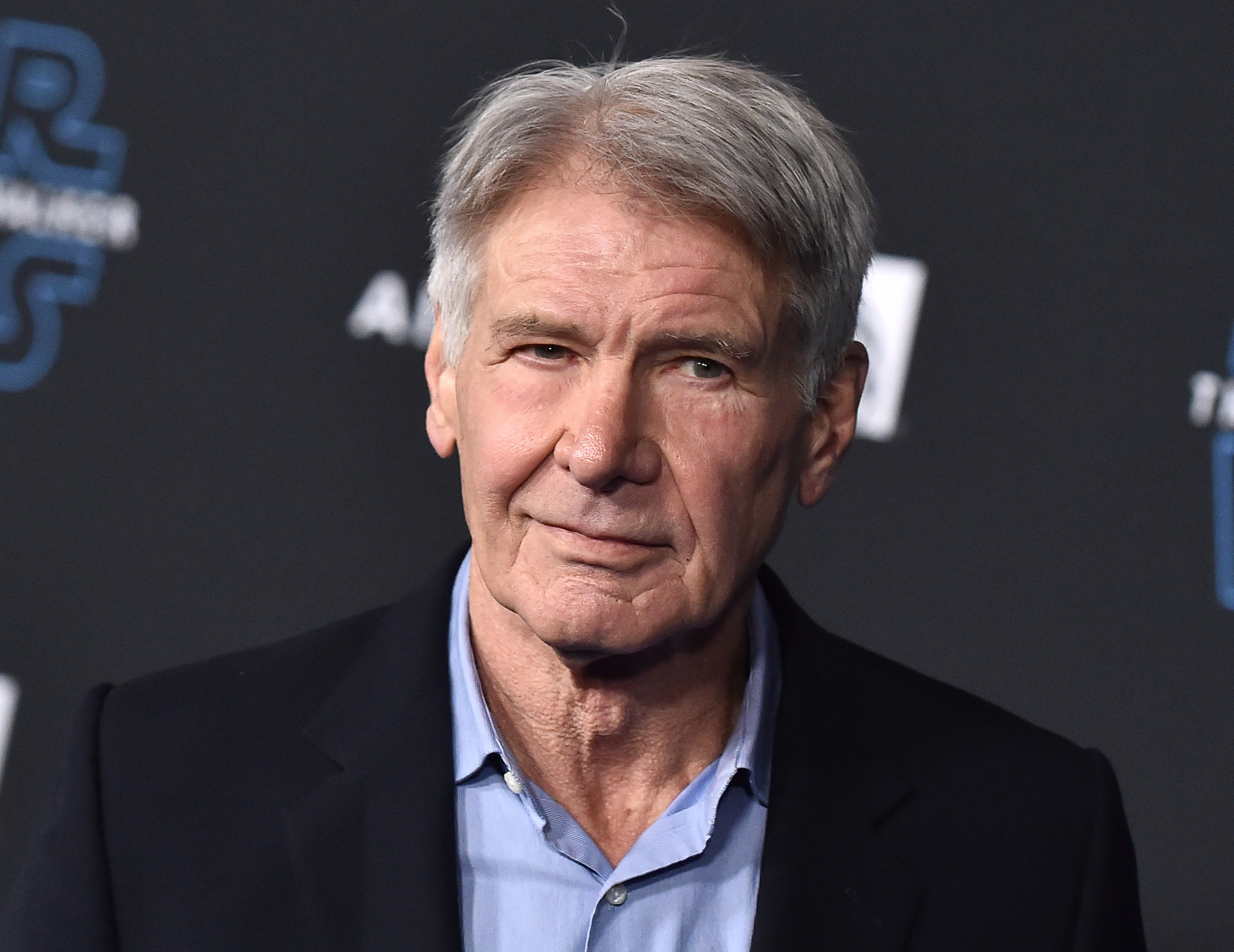 """Harrison Ford arrives for the """"Star Wars: The Rise of Skywalker"""" premiere on December 16, 2019 in Hollywood, California   Photo: Shutterstock"""