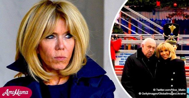 """Brigitte Macron, victime de graves accusations à cause de la photo: """"Elle savait ce qu'elle faisait"""""""