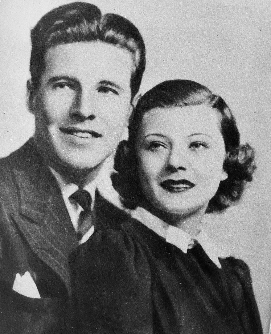 Ozzie and Harriet Nelson in 1936. | Photo: Wikimedia Commons Images