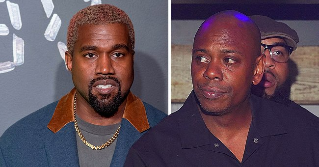 Here's What Kanye West Had to Say to Dave Chappelle Who Flew to Wyoming to Check on Him