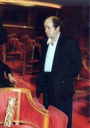 Jacques Villeret  à la cérémonie des Césars 1999 l Source: Wikimedia Commons
